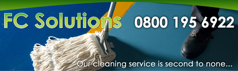 FC Solutions Cleaning in Tonbridge